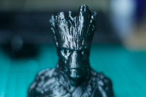 Groot de frende 3d printer