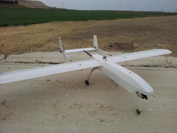 UAV de Fernando Morado, de CDARCU